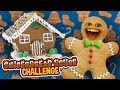 Annoying Orange The Gingerbread House