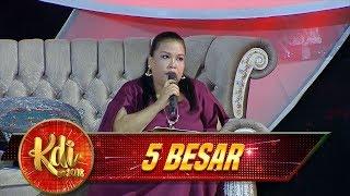 Saran Master Bertha Untuk Pilihan Kunci Tangga Lagu Untuk Mus Brother - Kontes 5 Besar KDI (3/9)