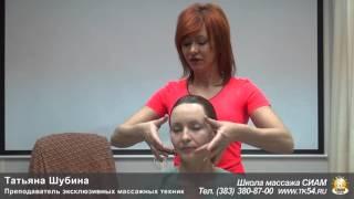 Т. Шубина - Презентация техник работы по лицу ( 20 ноября 2015)