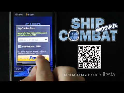 Video of ShipCombat Multiplayer