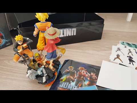 JUMP FORCE - Collector's Edition Unboxing
