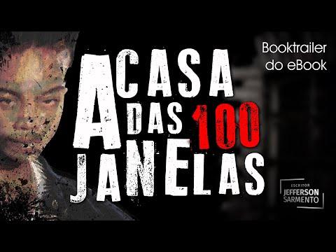A Casa das 100 Janelas: Booktrailer