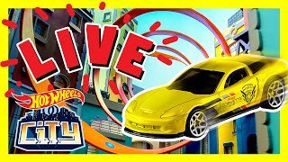 🔴 Hot Wheels LIVE: Action Packed Stop Motion Adventures! | World Of Hot Wheels