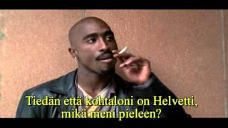 2Pac - Feel My Pain (Remix) Finnish Subtitles