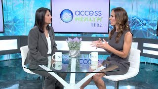 HER2-Positive Breast Cancer—Reduce Your Risk of Recurrence | Access Health