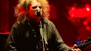 The Cure - Burn (Live) The Crow