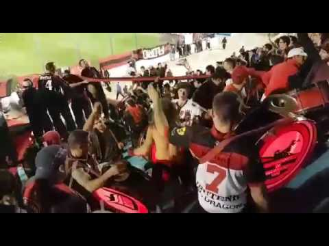 """La barra de Defensores de Belgrano vs Arsenal"" Barra: La Barra del Dragón • Club: Defensores de Belgrano"