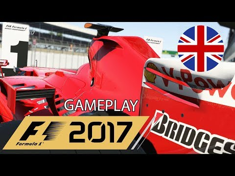 F1 2017 Gameplay - Ferrari F2007 - Silverstone