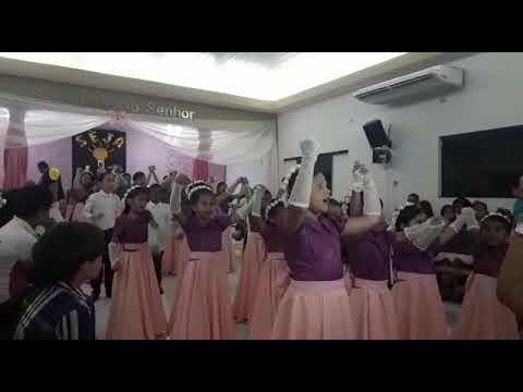 SEJA LUZ (jogral) - Crianças da Assembléia de Deus em Baia Formosa-RN