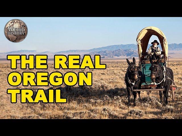 Pronunție video a Oregon trail în Engleză