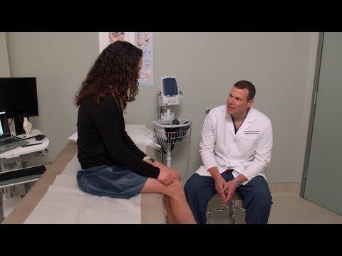 Térd ízületi gyulladás kezelésére