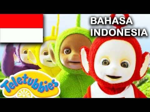 ★Teletubbies Bahasa Indonesia★ Naik Kereta Api ★ Full Episode - HD | Kartun Lucu 2018