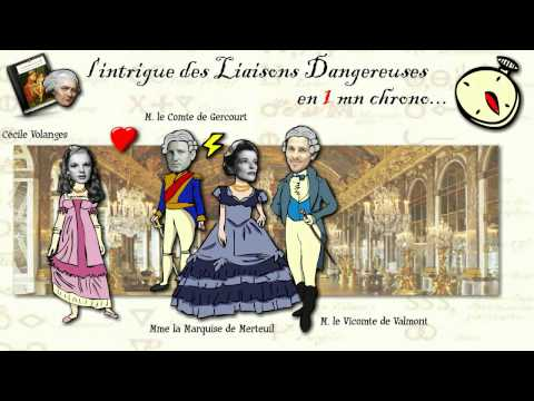 Vidéo de Pierre Choderlos de Laclos