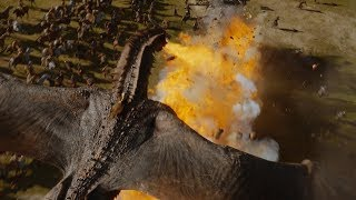 Reign Of Fire (Roasting Lannisters to the music of Armored Saint)