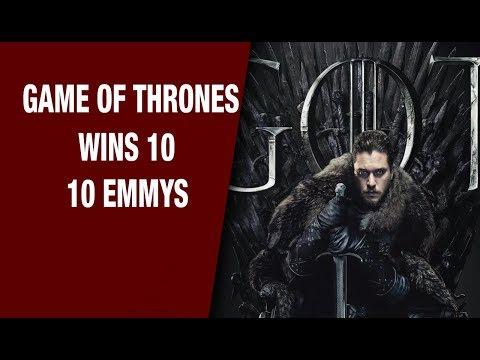 Creative Arts Emmy Awards 2019: Game of Thrones Season 8, Won 10 Awards at Emmys