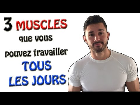 Linflammation du muscle pectoral le traitement
