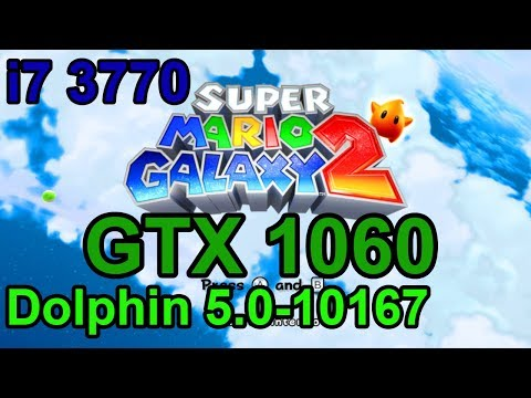 Download Super Mario Galaxy Gameplay Wii 4k 2160p Dolphin 5