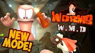 Holy Jump! (Worms W.M.D New Mode)