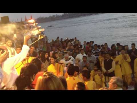 Ganga Aarti Rishikesh