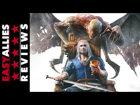 The Witcher 3: Blood & Wine - Easy Allies Review - YouTube video thumbnail