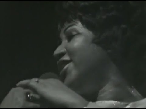 Aretha Franklin - Share Your Love With Me - 3/6/1971 - Fillmore West (Official)