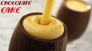 Most Oddly Satisfying Video Chocolate Cake Decorating Compilation ★ Amazing Food Art Skill God Level