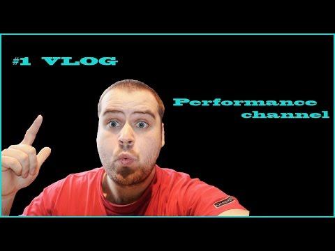 #1 Vlog | Představení mého kanálu a mého Já