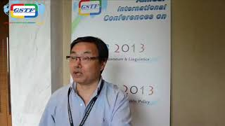 Dr. Li Zeng at L3 Conference 2013 by GSTF Singapore