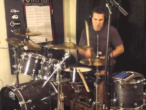 Chris V Drums- Short practice clips- New Covers