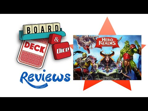Board, Deck & Dice Review #156 - Hero Realms