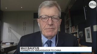 We have to 'earn China's respect': Fmr. U.S. ambassador to China, Max Baucus
