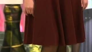 Красивые платья для полных на разные типы фигуры