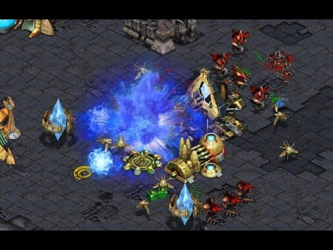 BROOD WAR PRO CHEESE #4 - StarCraft  - Brood War REMASTERED