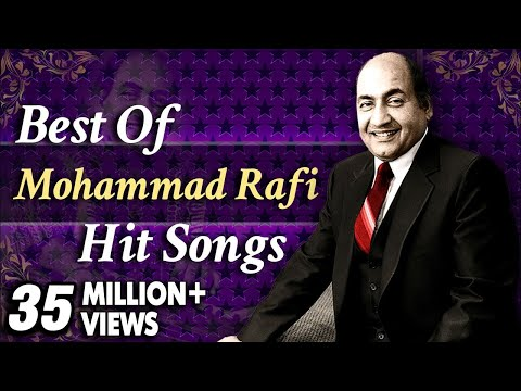 best of mohammad rafi hit songs old hindi superhit songs eve