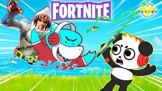 Combo Panda & Big Gil In FORTNITE DUO ADVENTURE Let's Play!