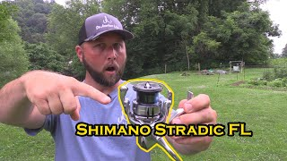 Shimano stradic 2019 2500