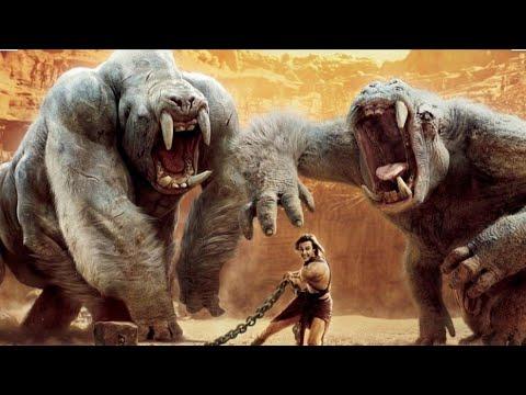 John Carter (2012) - Great battle scene HD