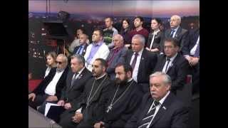 ток шоу - Геноцид армян