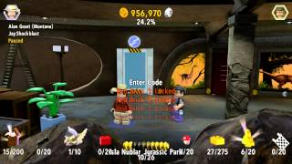 LEGO Jurassic World - How To Enter Cheat Codes (With All Available Codes)