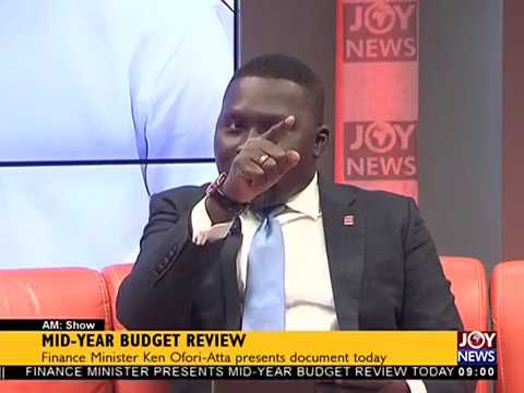 Finance Minister Ken Ofori-Atta presents document today - AM Show on JoyNews (19-7-18)