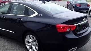 preview picture of video '2014 Chevrolet Impala LTZ V6 Bucyrus Ohio 44820'