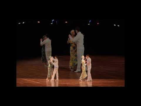 Presentación de la Academia de Danzón Ocozoc
