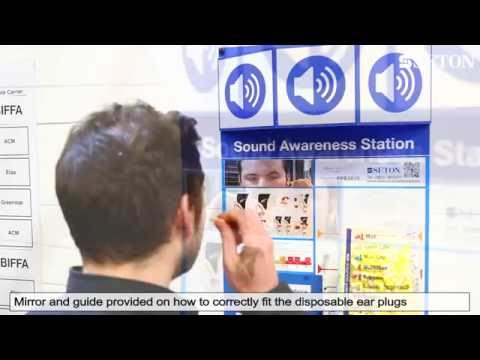 Sound Awarness Station |  Seton UK