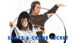 Wu Tang Collection - Snake & Crane Secret