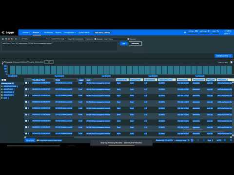 ArcSight Logger: Creating a Filter and Dashboard - YouTube