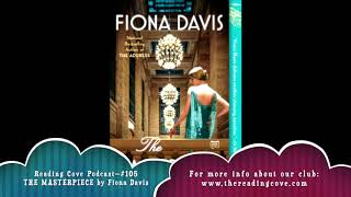 THE MASTERPIECE by Fiona Davis 🍷 📚 (Book Club Discussion)