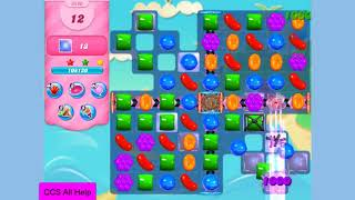 Candy Crush Saga Level 3290 NO BOOSTERS Cookie