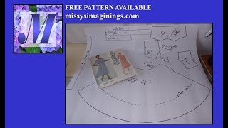 Making Doll Sewing Patterns From People Patterns