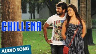 Chillena Official Full Song - Raja Rani - Arya, Nayantara, Jai, Nazriya Nazim