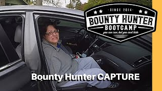 Fugitive needs to smoke a  bowl prior to transport | Bounty Hunter